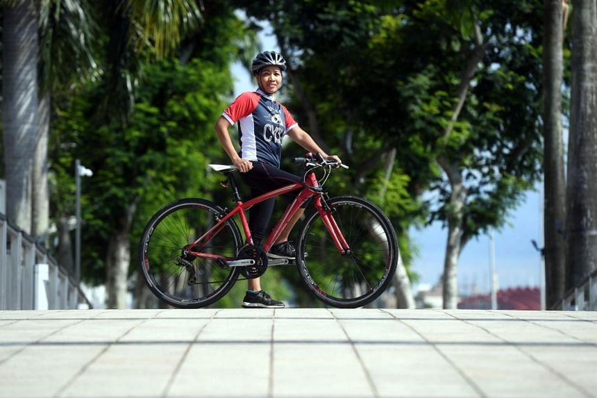 Jannah Pascua is among the more than 135 people who are part of Ride for Aidha 2020.
