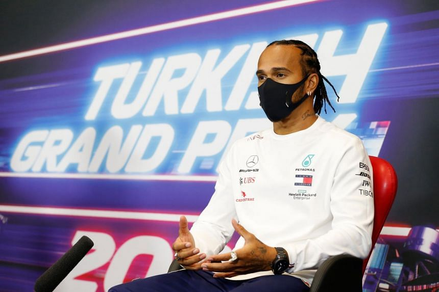Hamilton had hinted after winning the Emilia Romagna Grand Prix earlier this month that he was considering retirement.