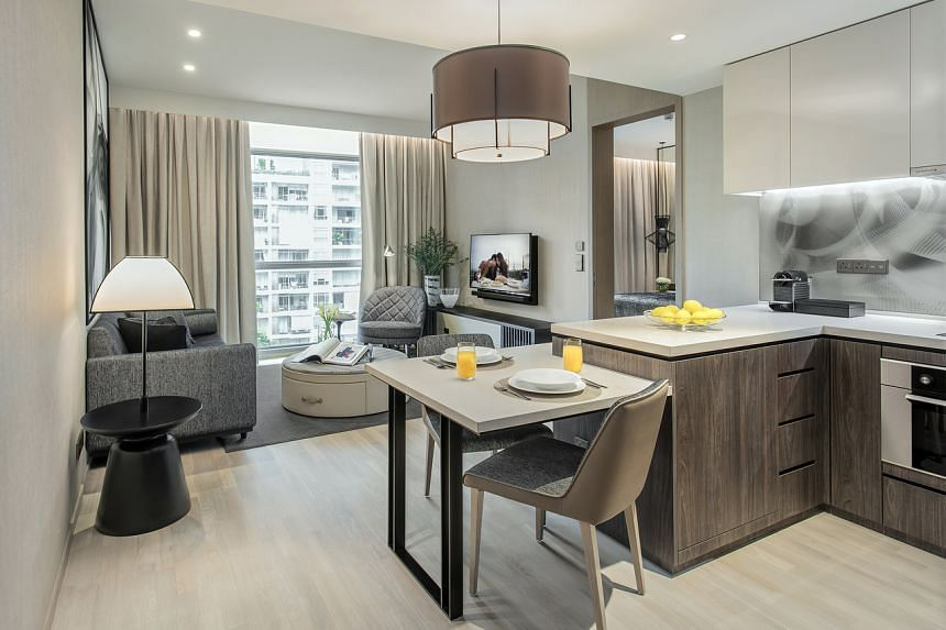 """Ascott Orchard Singapore is expecting to operate """"at near 100 per cent occupancy"""" over the year-end school holidays."""