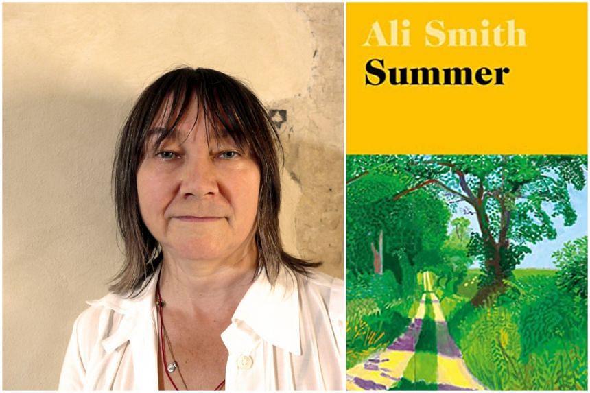 Scottish writer Ali Smith's latest novel Summer is the fourth of her Brexit seasonal novels.