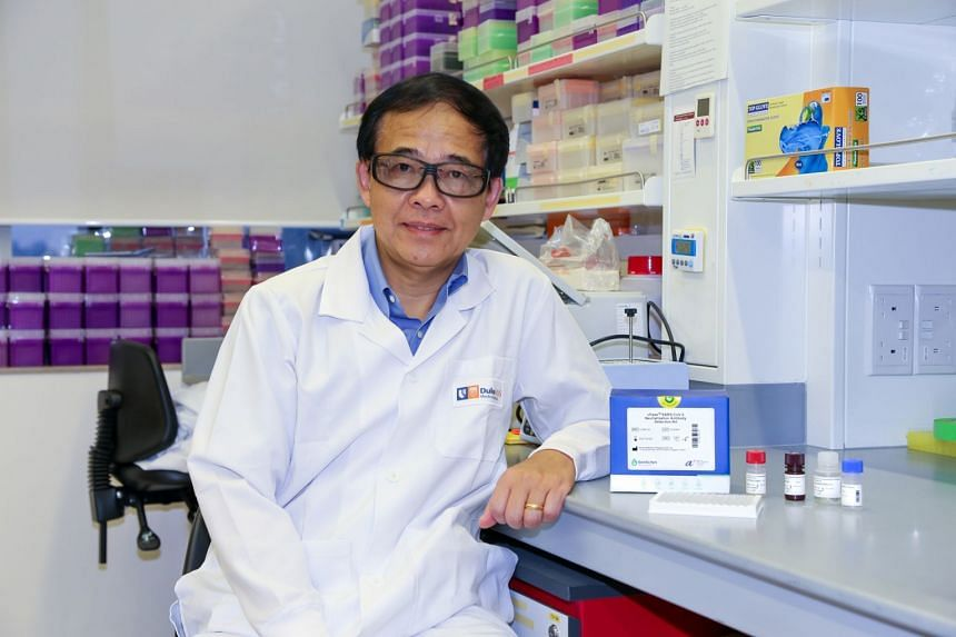 Professor Wang (above) says there is no doubt Sars-CoV-2 originated in animals.