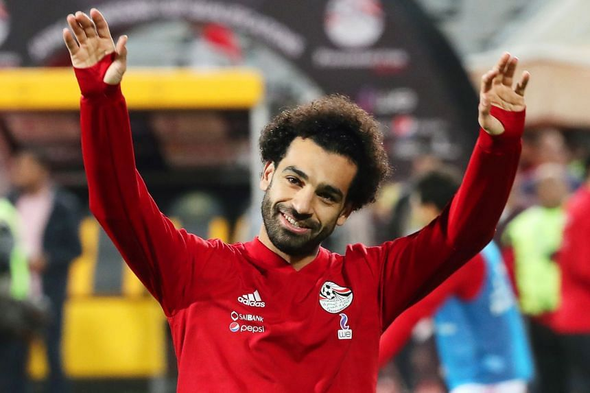 Just in: Liverpool's Salah tests positive for coronavirus
