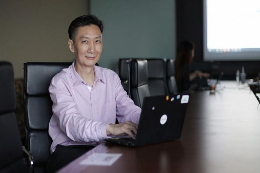 Mr Richard Chai, 50, had some concerns when he took up an internship position at the Central Provident Fund Board. But he says the experience turned out to be much better than he had expected.