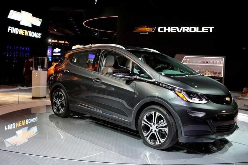 General Motors to recall nearly 69,000 Bolt EVs for fire risks