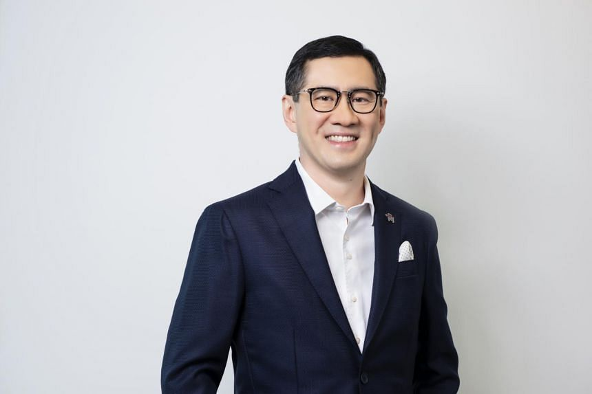 The webinar will feature Prudential Singapore chief executive Dennis Tan (above), ST senior health correspondent Salma Khalik, chief health scientist Tan Chorh Chuan and Health Promotion Board chief executive Zee Yoong Kang.