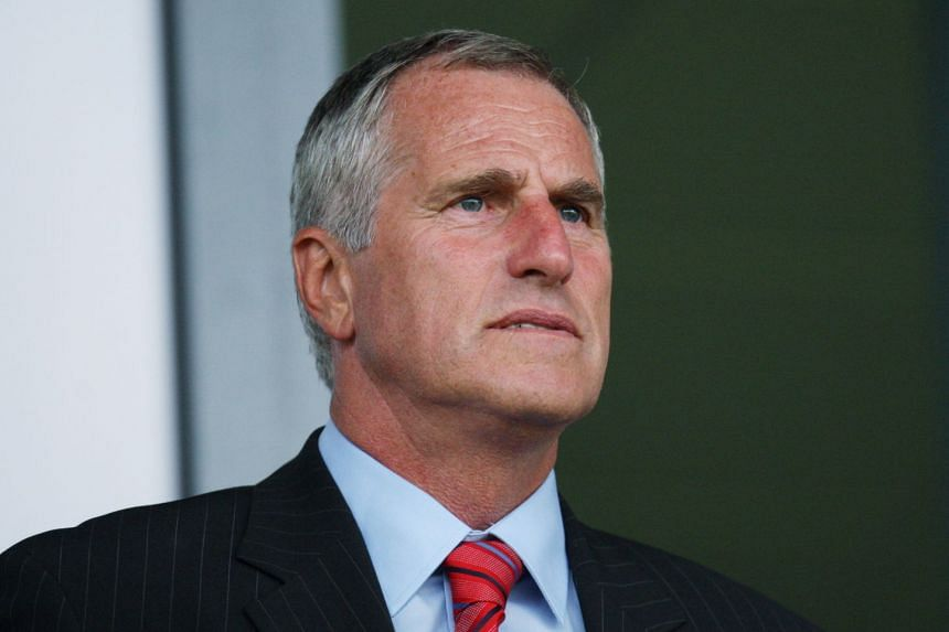 Ray Clemence in a file photo from 2009.