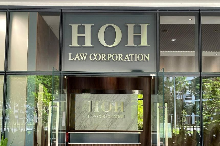 Hoh Law Corporation now has the most number of branches in Singapore, including one in Woodlands that opened in November.