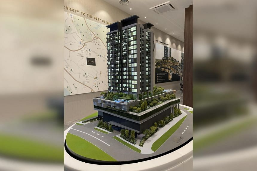 The Linq @ Beauty World sold 115 out of 120 apartments at its launch.