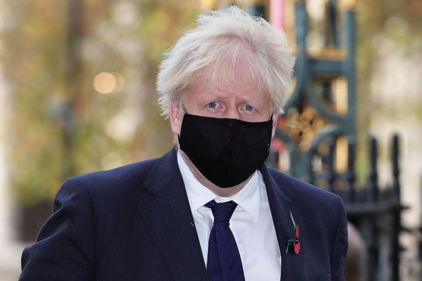 A spokesman said Mr Boris Johnson is well and does not have any symptoms of Covid-19.