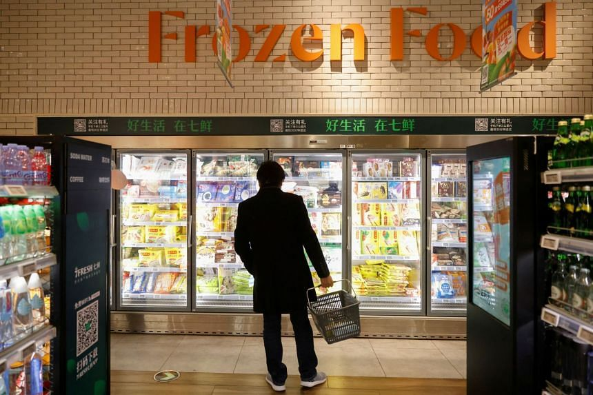Coronavirus: China reports more positive tests on imported frozen food