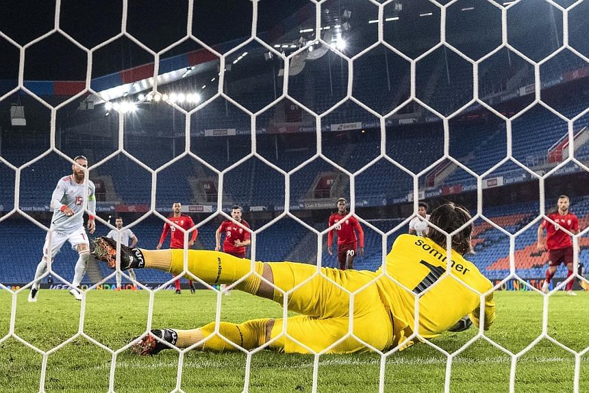 Switzerland vs Spain: Sergio Ramos makes demand after missing two penalties