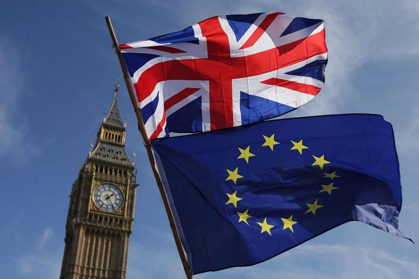 The United Kingdom left the EU but the sides are trying to clinch a trade deal.