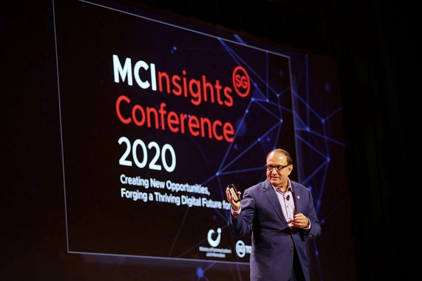 Communications and Information Minister S. Iswaran announced the initiative, stressing the need for the public and private sectors to work closely together.