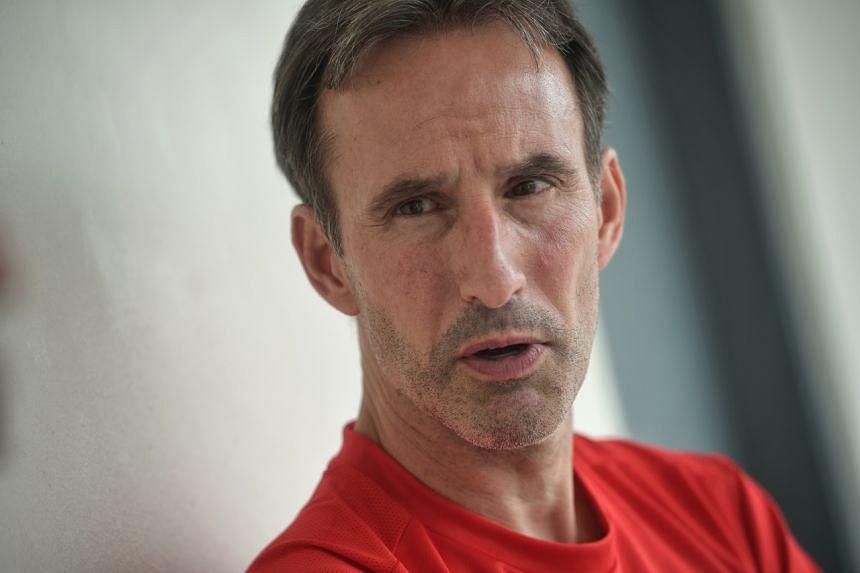 "Lion City Sailors coach Aurelio Vidmar expressed his dismay at how some SPL teams play an ""anti-football"" style."