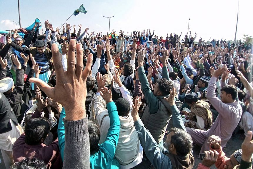 Blasphemy is a particularly contentious issue in ultra-conservative Pakistan.