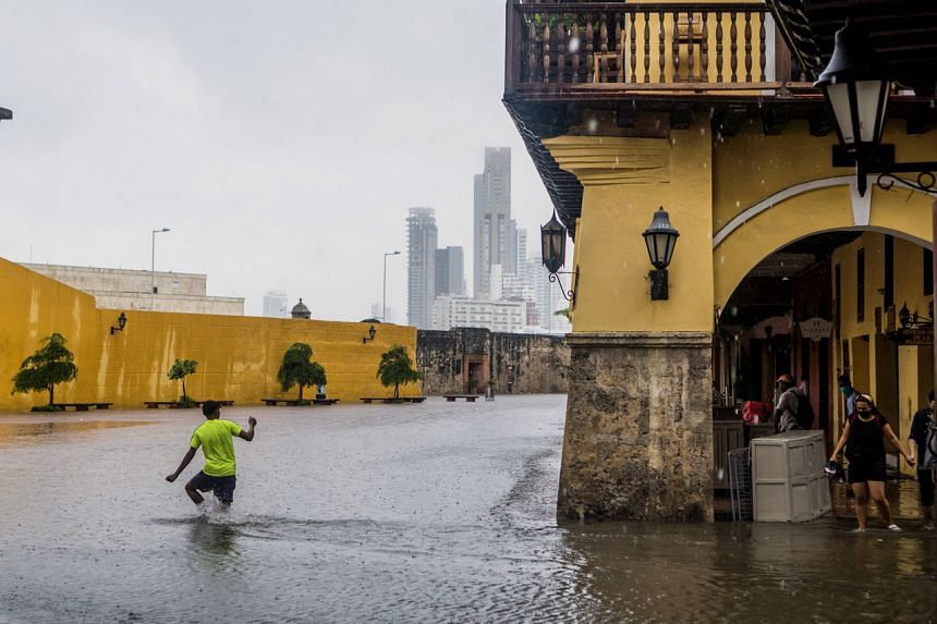 Evacuations are already under way in Honduras, Guatemala and Nicaragua in areas expected to be affected by Iota.