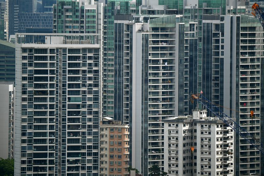 The plunge in sales could also be attributed to the sharp fall in new units up for booking.