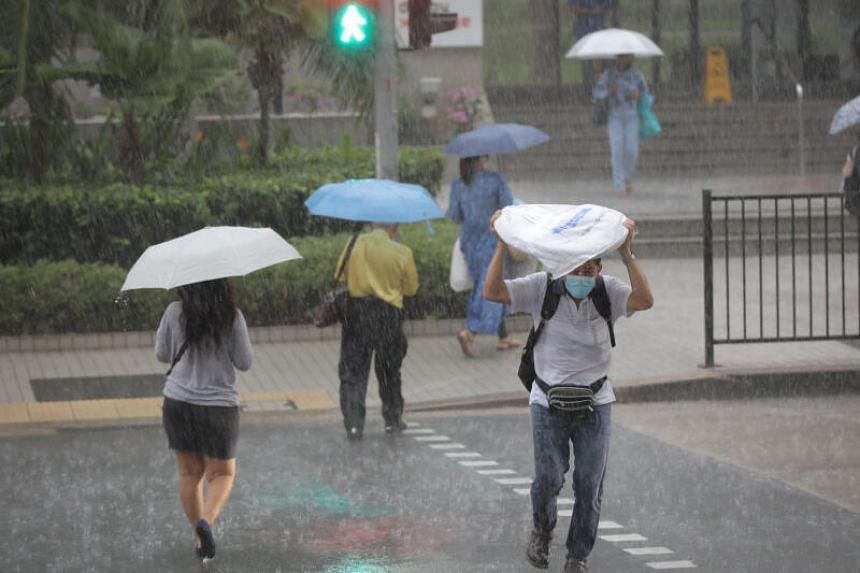The second half of November is expected to be as wet as the first half.
