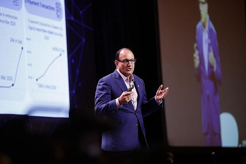 Communications and Information Minister S. Iswaran, speaking at yesterday's MCI Insights Conference, noted that data is a key digital economy resource, and Singapore wants to create a strong foundation in this area.