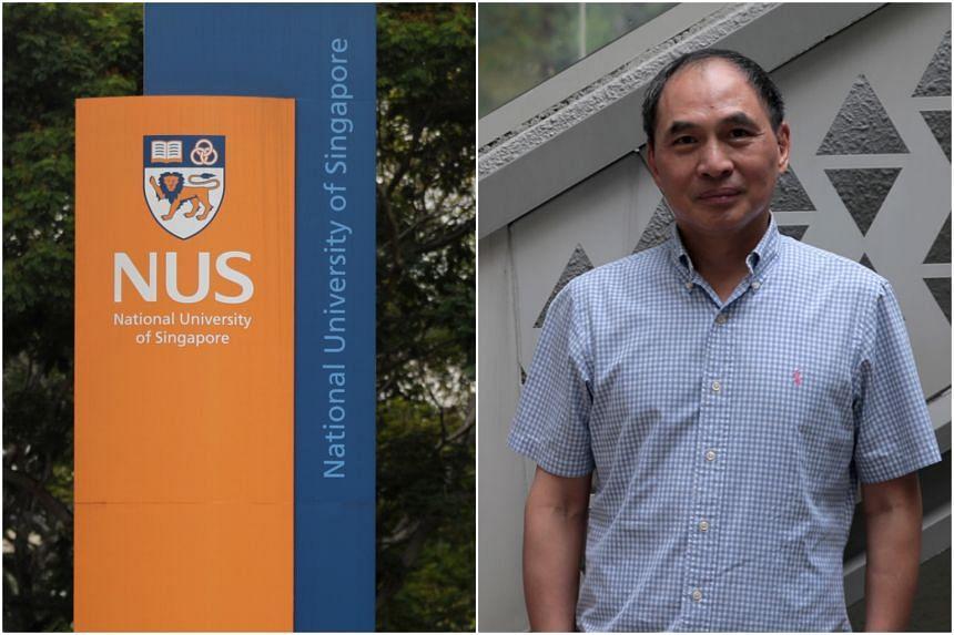 Various sexual harassment allegations involving Professor Zheng Yongnian had surfaced in October on social media.