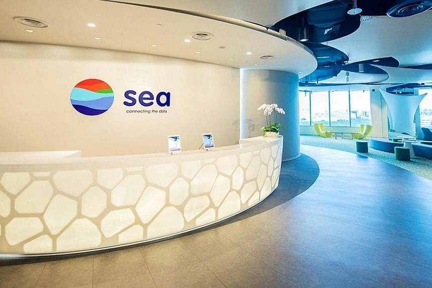 Sea's e-commerce business is now expected to exceed US$2.3 billion.