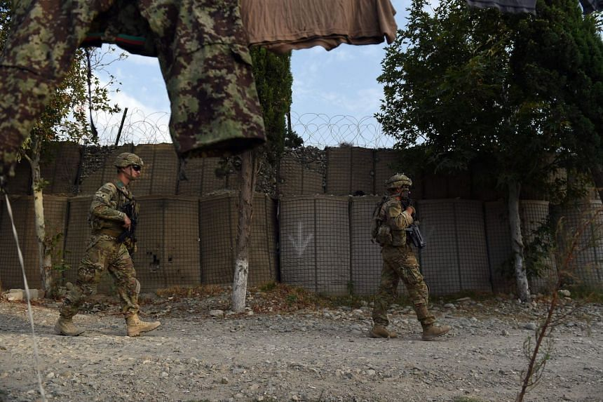 The expected order would reduce troops from about 4,500 to 2,500 in Afghanistan.