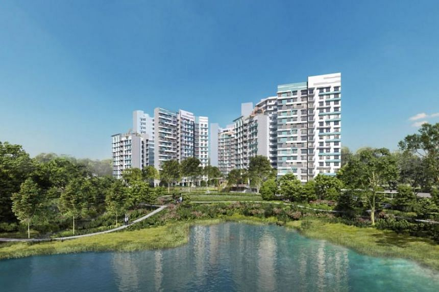The HDB launched a total of 5,795 BTO flats across seven housing projects in five estates in the final sales exercise of the year.