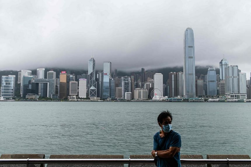 Under the new security law in Hong Kong, civil servants are required to pledge allegiance to Hong Kong and the Basic Law.