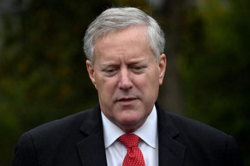 President Donald Trump's chief of staff Mark Meadows was one of many people in the president's circle who have contracted the virus.