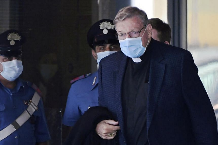 Reporting on Cardinal George Pell's conviction was gagged by an Australian court in 2018, but some Australian media ran stories saying the information could be found online.