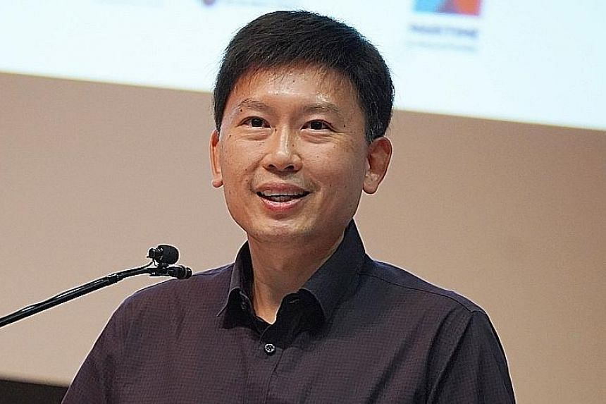 Senior Minister of State for Transport and Foreign Affairs Chee Hong Tat said at the Smart Port Challenge 2020 finals yesterday that innovation is crucial in tackling disruption, digitalisation and decarbonisation.