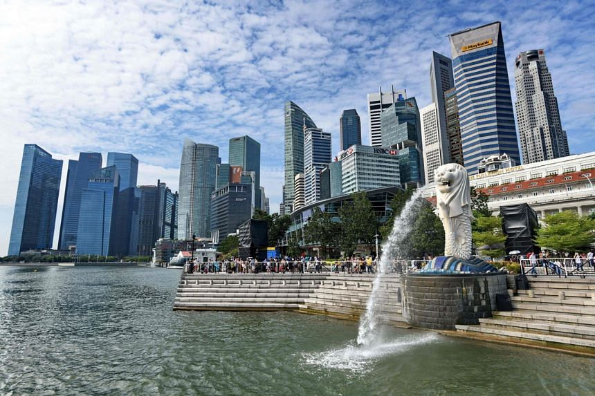 The report noted that prices in Singapore fell on an exodus of foreign workers.