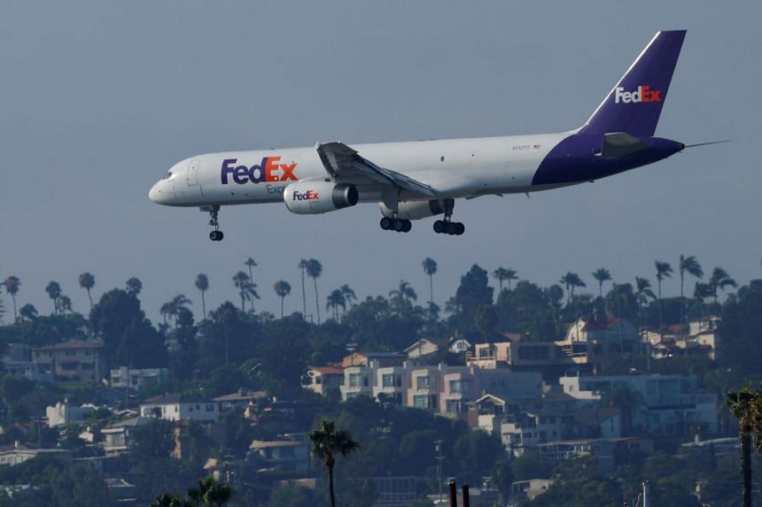 About 30 of the largest cargo airlines were invited to participate, including express-delivery specialists such as FedEx.