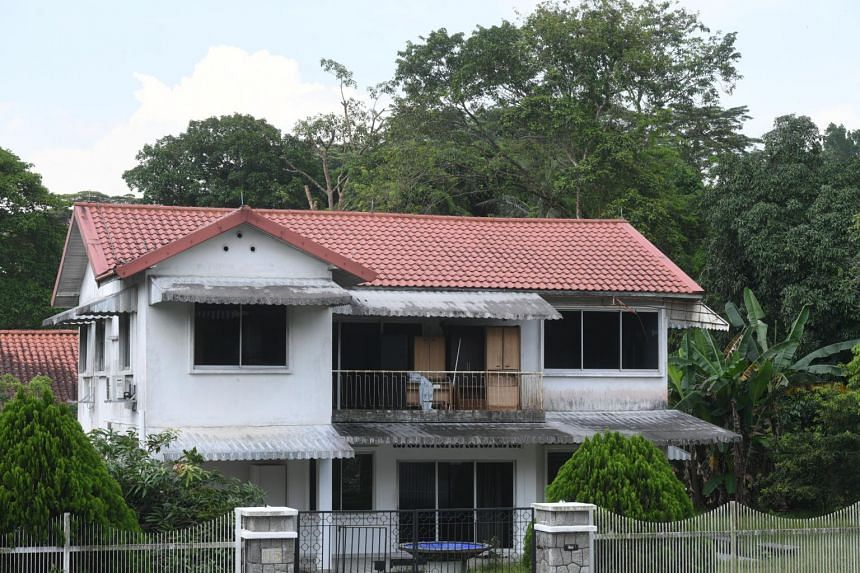 The owner of the house Koh Ah Kin argued that he had acquired the neighbouring land through adverse possession.