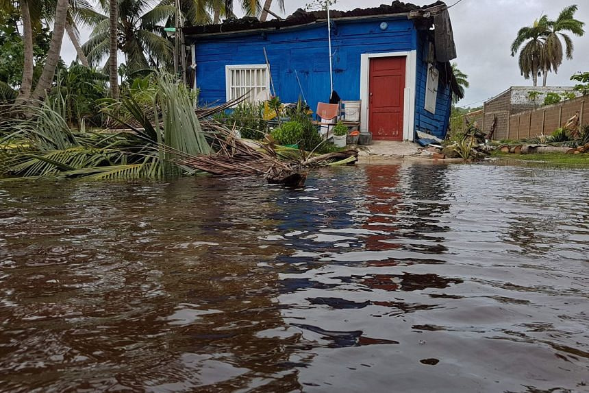 We Re Flooded Everywhere Tropical Storm Iota Batters Central America World News Top Stories The Straits Times