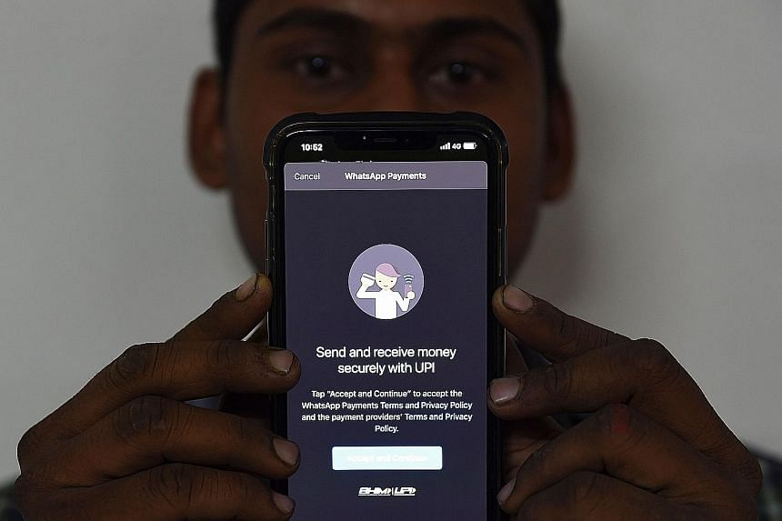 WhatsApp rolled out its Unified Payments Interface-reliant payment service in India on Nov 6. While Facebook has been testing payments on WhatsApp in India since 2018, a full roll-out was delayed by concerns over data storage and sharing.