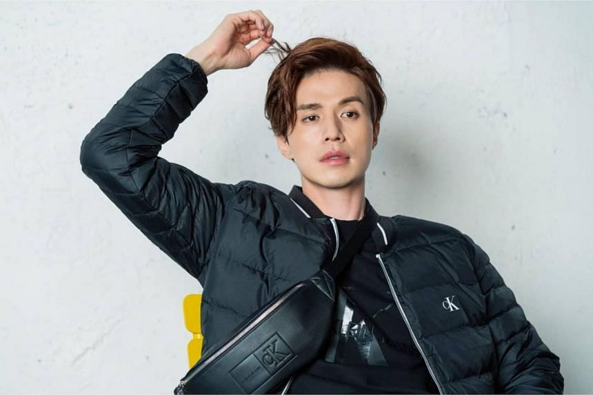 South Korean actor-host Lee Dong-wook was named one of GQ Korea's Men of the Year for the third year running.