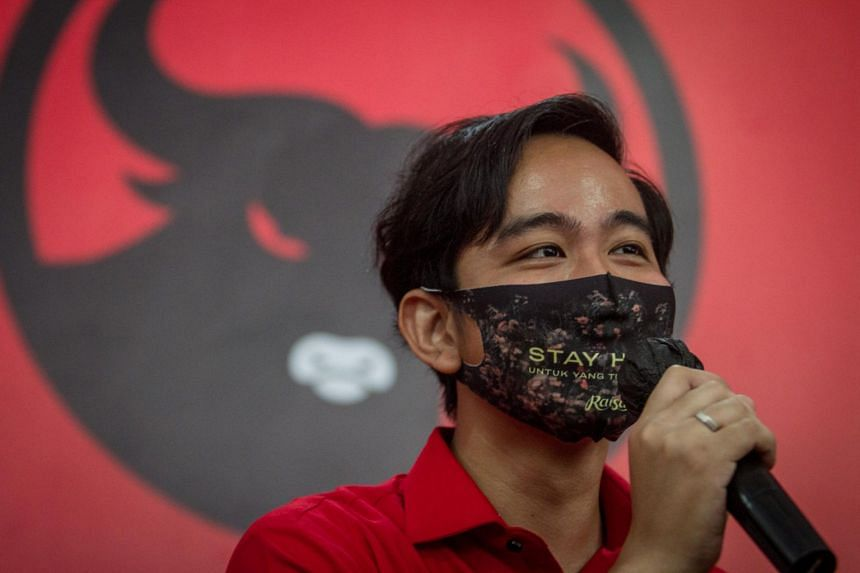 Mr Gibran's entry into politics have raised suspicions that Mr Jokowi is forming a new dynasty.