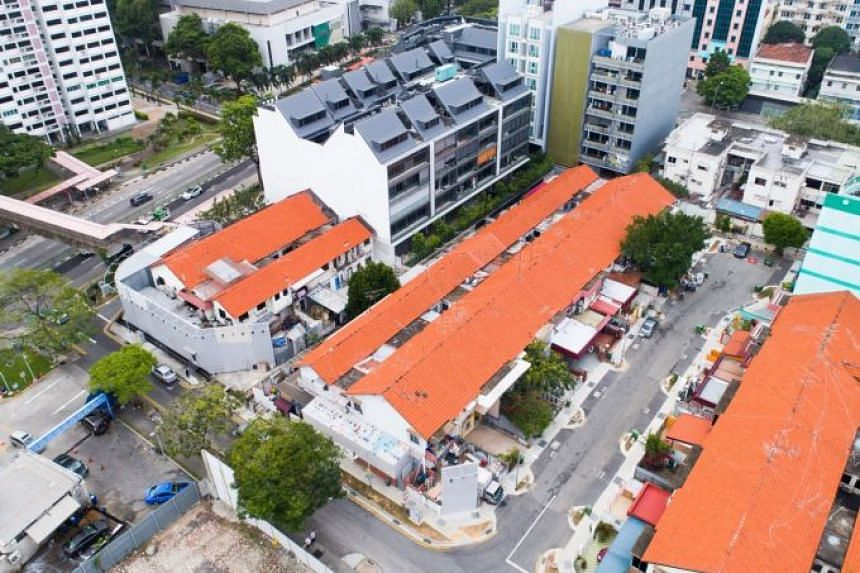 The freehold site will be acquired via the purchase of the leasehold estate interest in the 30 strata lots on the site.