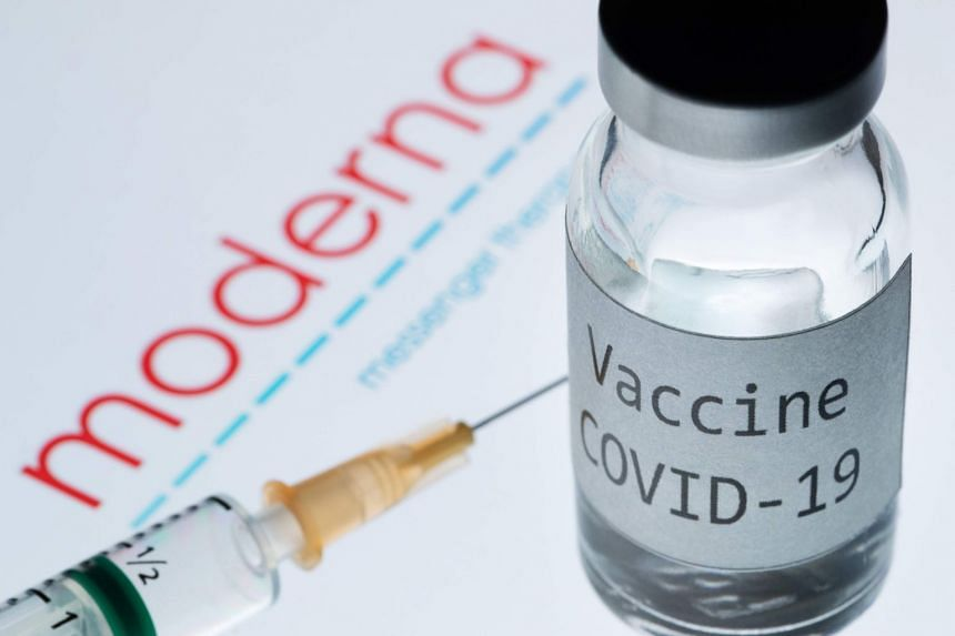 Both the Moderna and Pfizer vaccines were about 95 per cent effective in major trials.