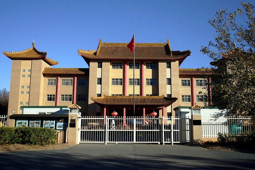 China's embassy in Canberra gave a list of complaints about Australia's China policy to local media company Nine.