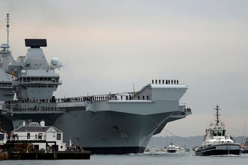 The United Kingdom government said the increased military spending will cement the UK's position as the largest defence spender in Europe.