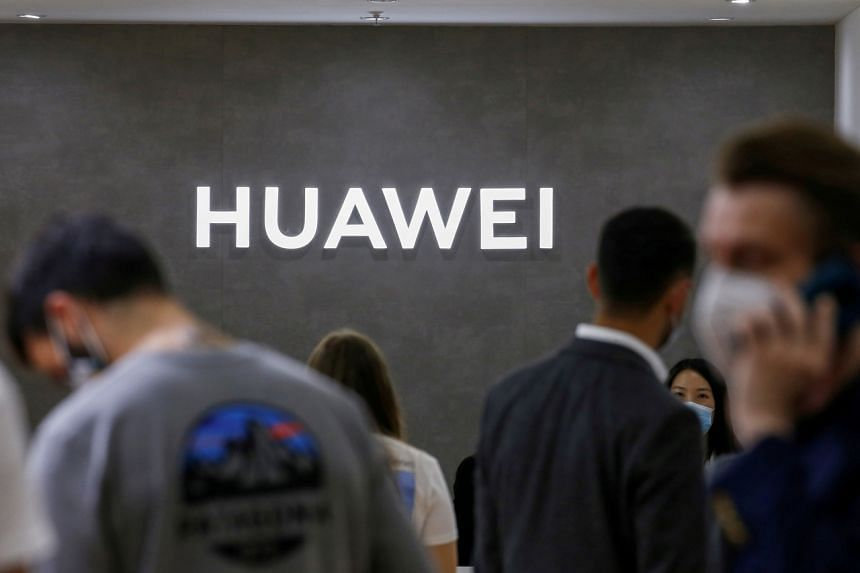 Mr Trudeau's government has put on hold any decision on whether to allow Huawei 5G technology.