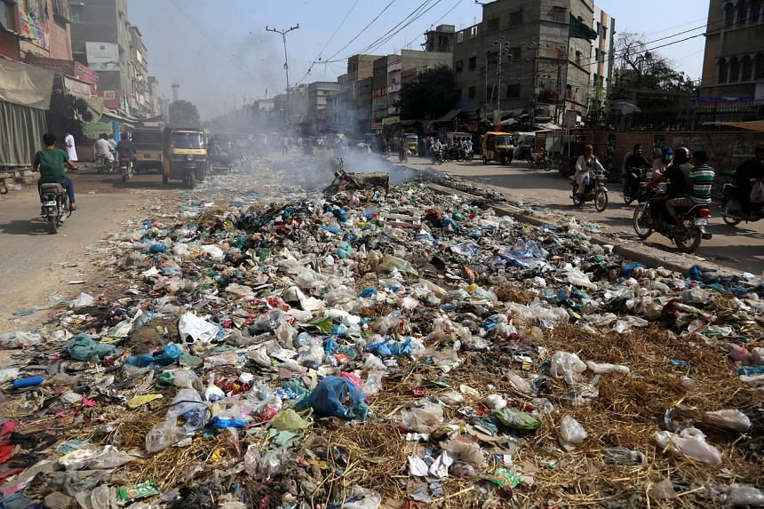 A new project aims to make Karachi cleaner, healthier, and more inclusive.