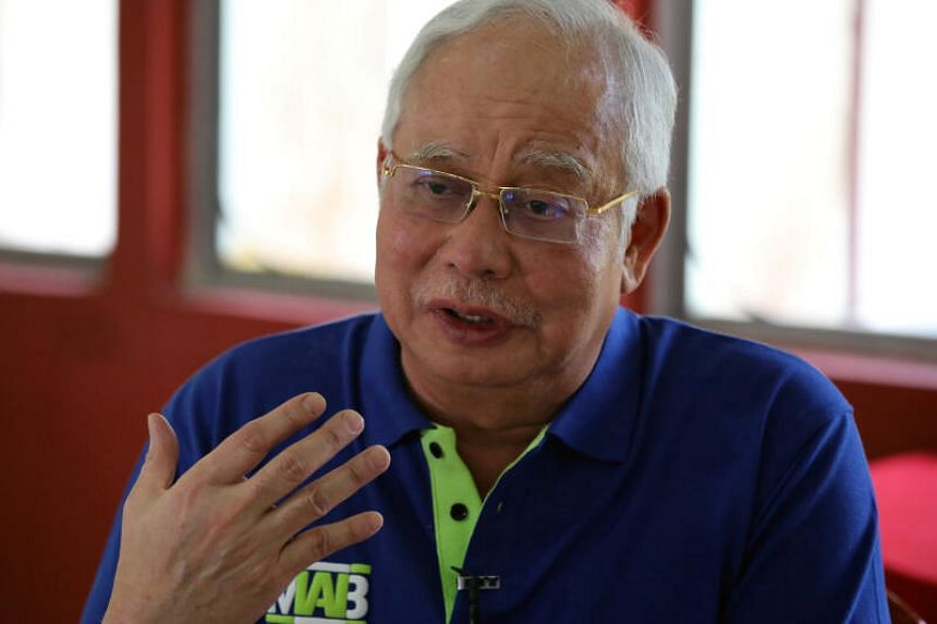 Najib Razak is appealing against a High Court decision that allowed a summary judgment by the Inland Revenue Board against him.