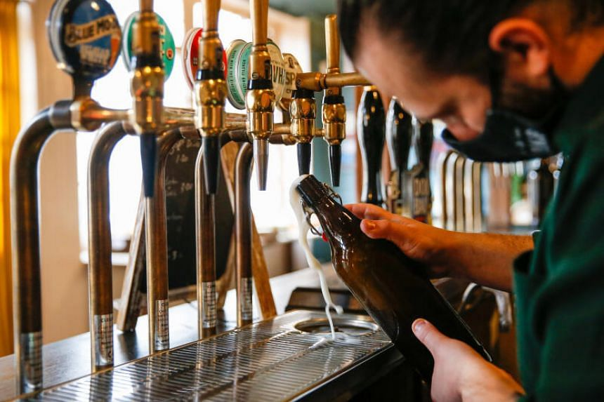 The survey also showed that pubs and other hospitality businesses want the UK government to provide more support.