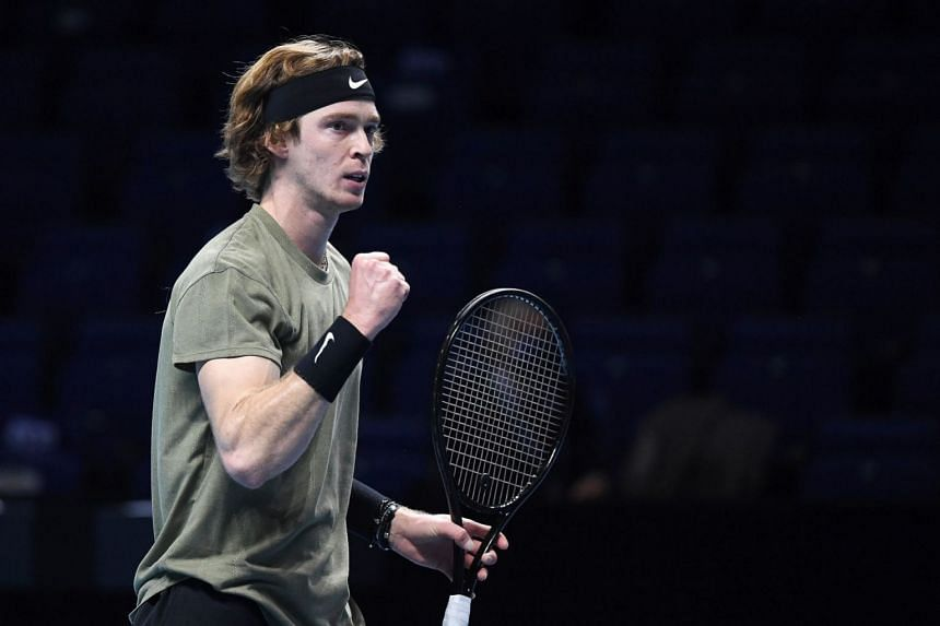 Rublev signs off from ATP Finals with win over Thiem