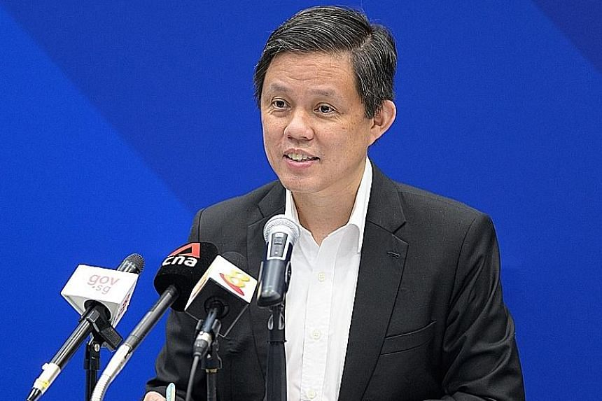 Trade and Industry Minister Chan Chun Sing said more can be done to counter non-tariff barriers and harmonise the regulatory environment.