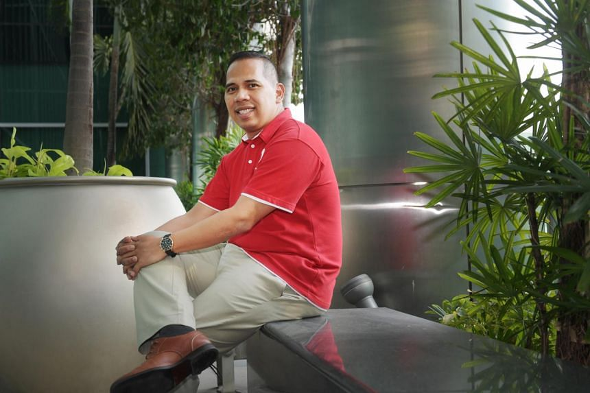 NTUC vice-president Abdul Samad Abdul Wahab was elected as a union leader in 2006, and has held his current post since 2015.