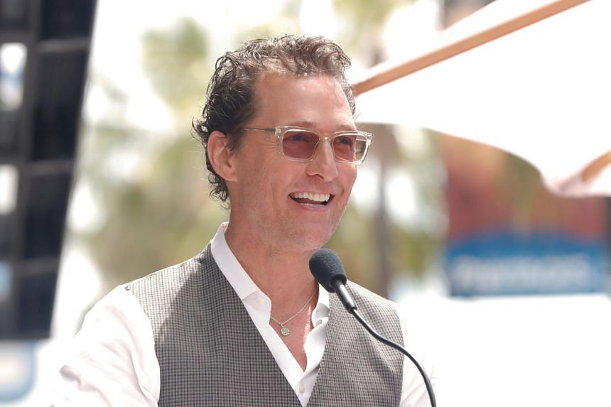 Asked if he would run for governor of Texas or another political office, Matthew McConaughey said he was undecided.